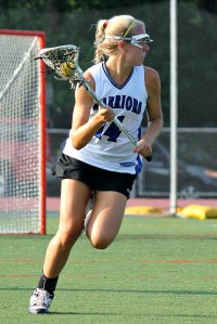 Broadneck held Maddie Doan to just one goal in defeating Sherwood for the Class 4A/3A state championship.