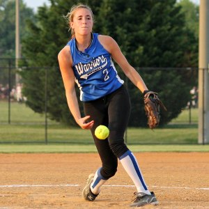 Sherwood junior Meggie Dejter pitched Sherwood into the state finals for the second straight year.